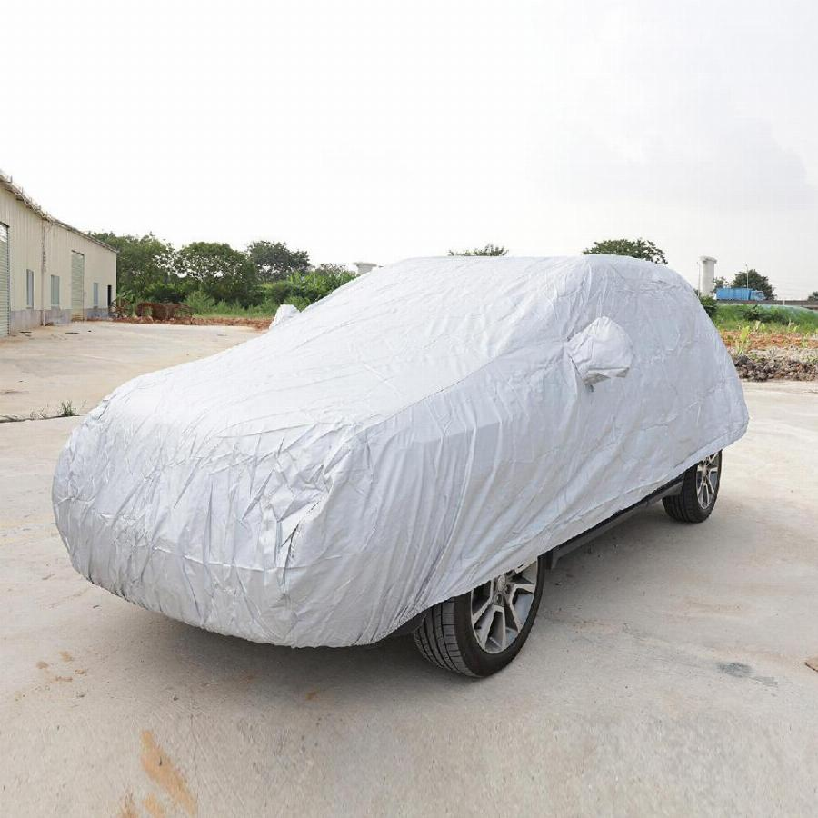 Outdoor Car Cover Waterproof Rain UV For BMW X1 X3 X4 X5 X6 SUV/'s All Models