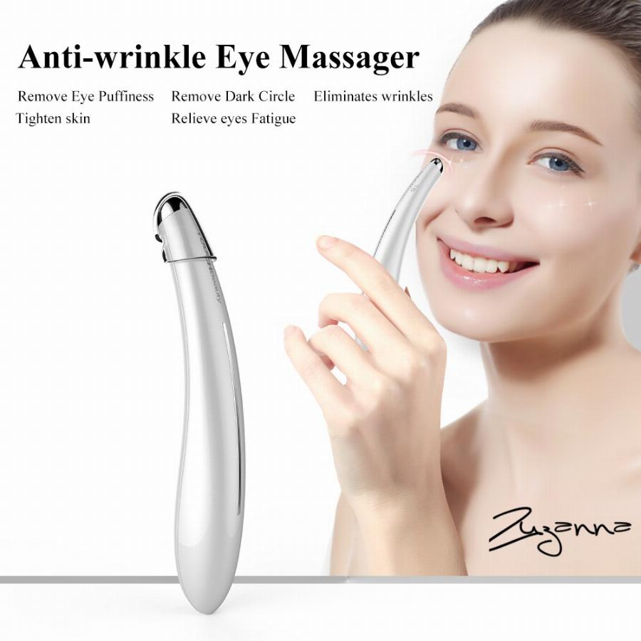 Touchbeauty Elétrica Eye Massagem Vara, Mini Dispositivo Rugas Olho Do Sonic, Caneta Estilo Tb-1583