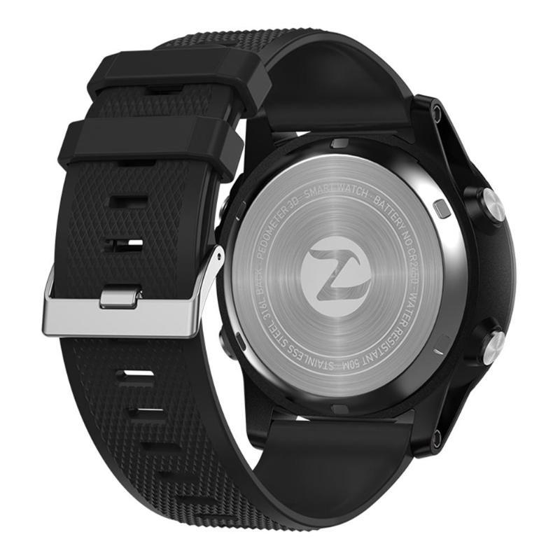 Nova Zeblaze Vibe 3 Flagship Robusto Smartwatch 33-Mês Tempo De Espera 24H All-Weather Monitoramento Relógio Inteligente Para Ios E Android