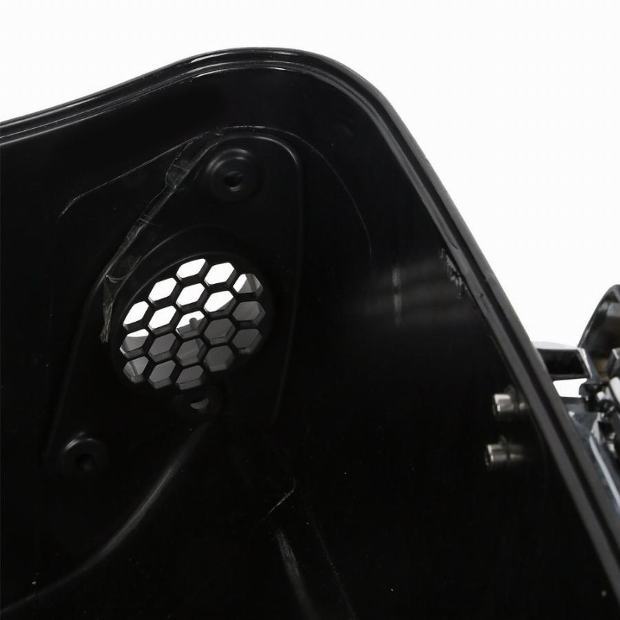Pak Tour Pacote Trunk Traseira + Chave Trava Para Harley Touring Road King Glide Flht Flhx 14 15 16