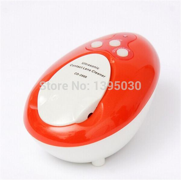 1 Pcs Cd-2900 Ultrasonic Contact Lens Cleaner