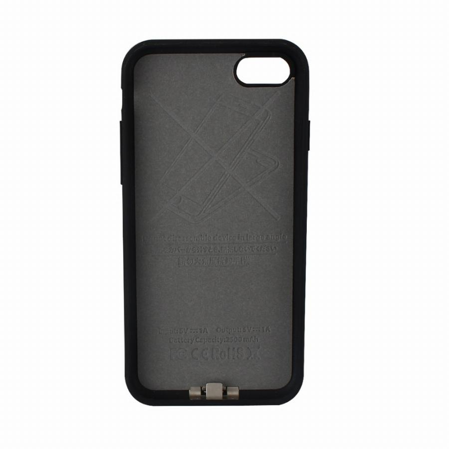 Caso Carregador De Bateria De Backup Pacote Externo Para Iphone 7 2500/3700 Mah Caso Carregador Banco Do Poder Para O Iphone 6 6S Plus Carregamento Cobrir