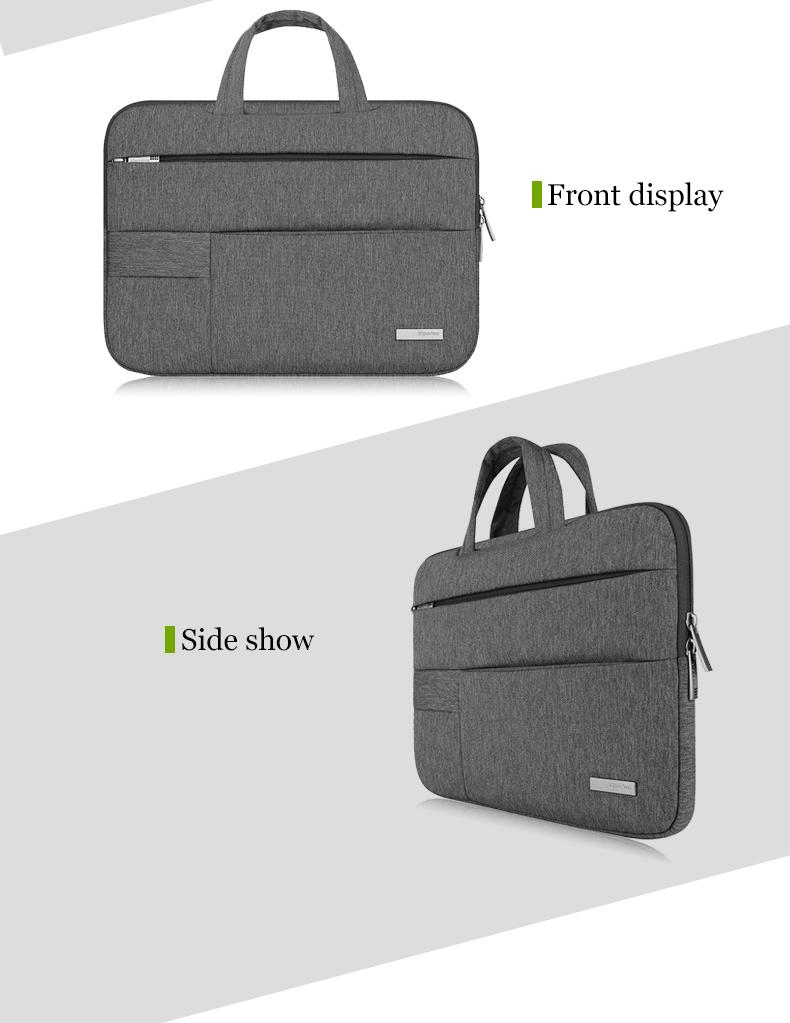 5d80c64dbe17c Bolsas Para Laptop Notebook Sleeve Case Para Dell Hp Asus Acer Lenovo  Macbook 11 12 13 ...