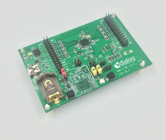 Fast Ship Livre Ultra Low Power! Da14680/da14681 Placa De Desenvolvimento Bluetooth 4.0 Bluetooth 4.2 Ble