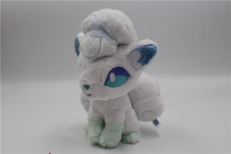 "Nova Autêntico Tomy Vulpix 8 ""soft Plush Doll Toy"