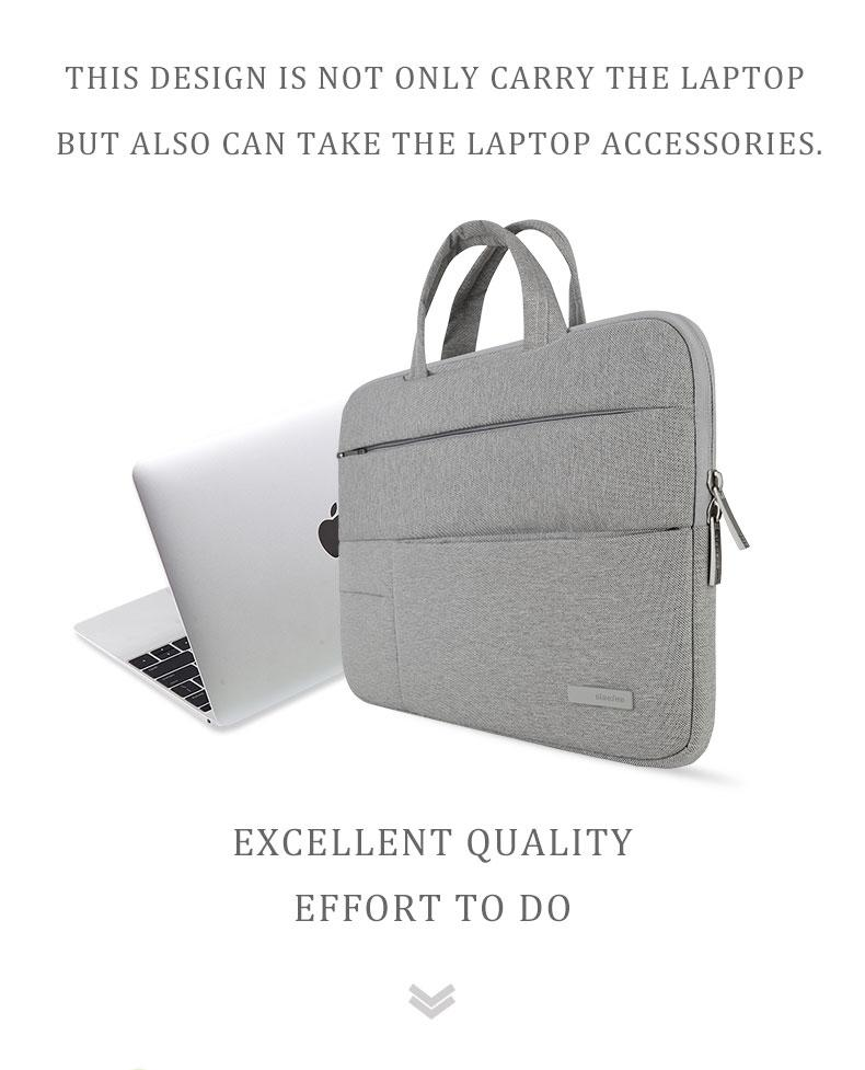 """Universal Waterproof Carry Bag Sleeve Case For 11 12 13/"""" 14/"""" 15/"""" Notebook Laptop"""