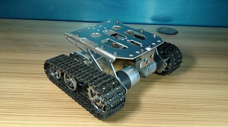 Diy Liga 298 Caterpillar Veículos Tanques Tanque Chassis Crawler Chassis Do Carro Inteligente Chassis Robô