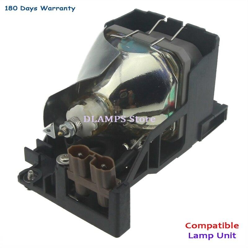 Toshiba TLPLV3 TLP-S10 TLP-S10D Projector Lamp w//Housing