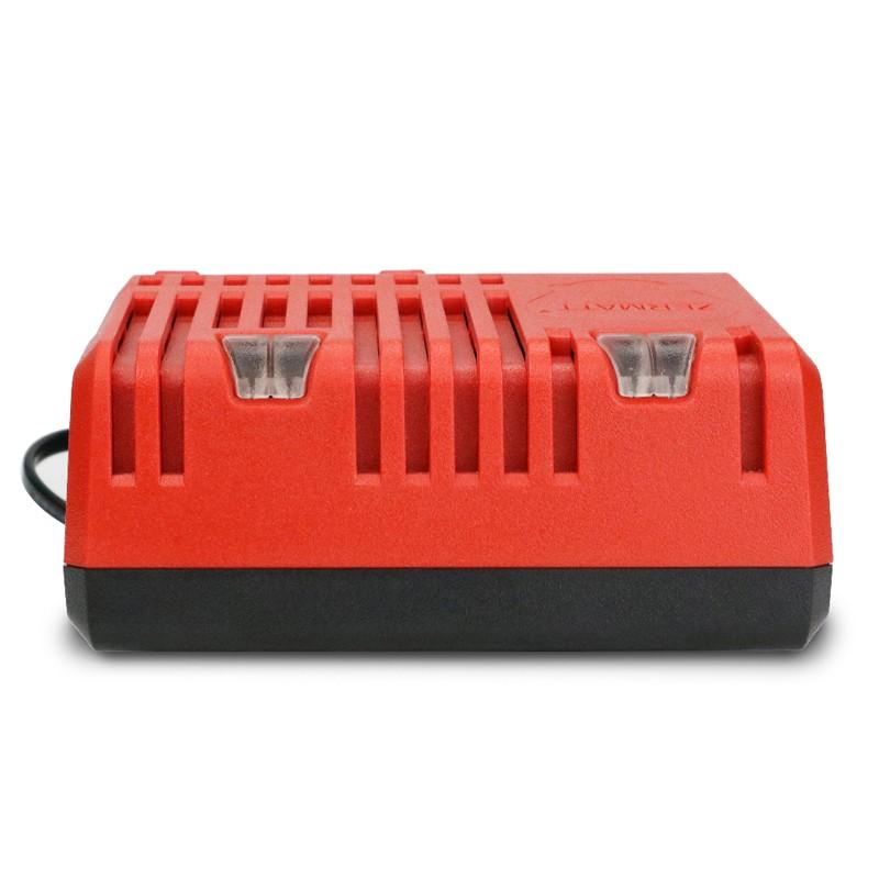 Melasta Carregador Para Milwaukee M18 18 V Li-Ion Battery 48-11-1820 48-11-1815 48-11-1840 48-11-1828