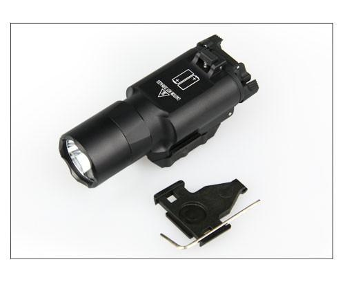 X300 Ultra Led Flishlight Para Caça Bwf-002Bk
