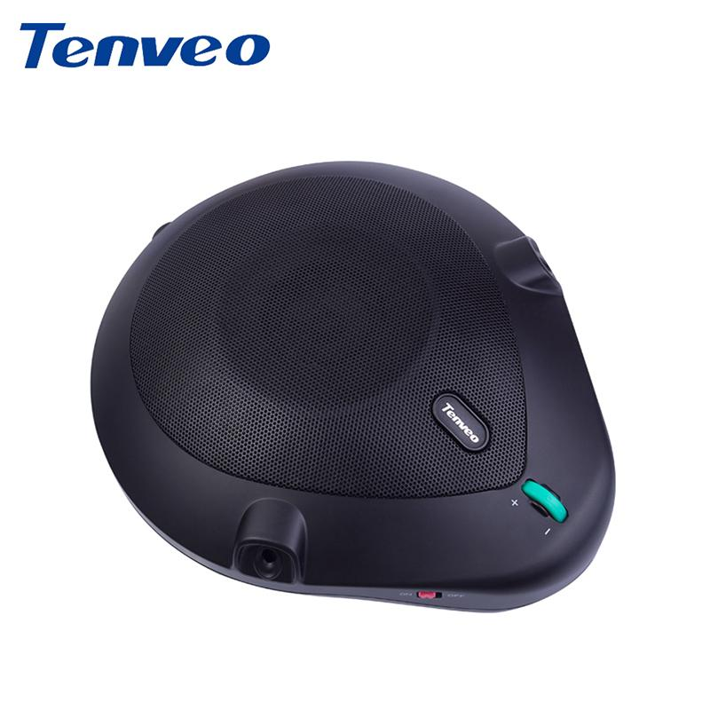 Tenveo Aq1 4 M Pickpu Rádios Usb Plug And Play Vídeo Speakerphone Conferência Por Whatsapp Zoom Reunião E Grupo Google Software
