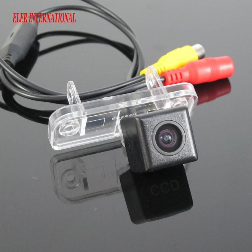 Câmera Do Carro Para Mb Mercedes Benz Classe Clk C209 W209 A209 2002 ~ 2009/rear View Camera Back Up/alta Qualidade Da Marca Qanqida