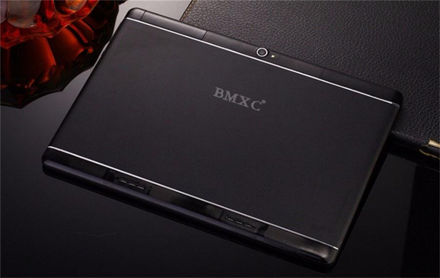 Bmxc Computador Tablet Telefonema Tablets Android 6.0 4.4 3G 4G Lte 10.1 Polegada Tablet Pc Octa Núcleo 1280*800 1920*1200 Bluetooth Gps