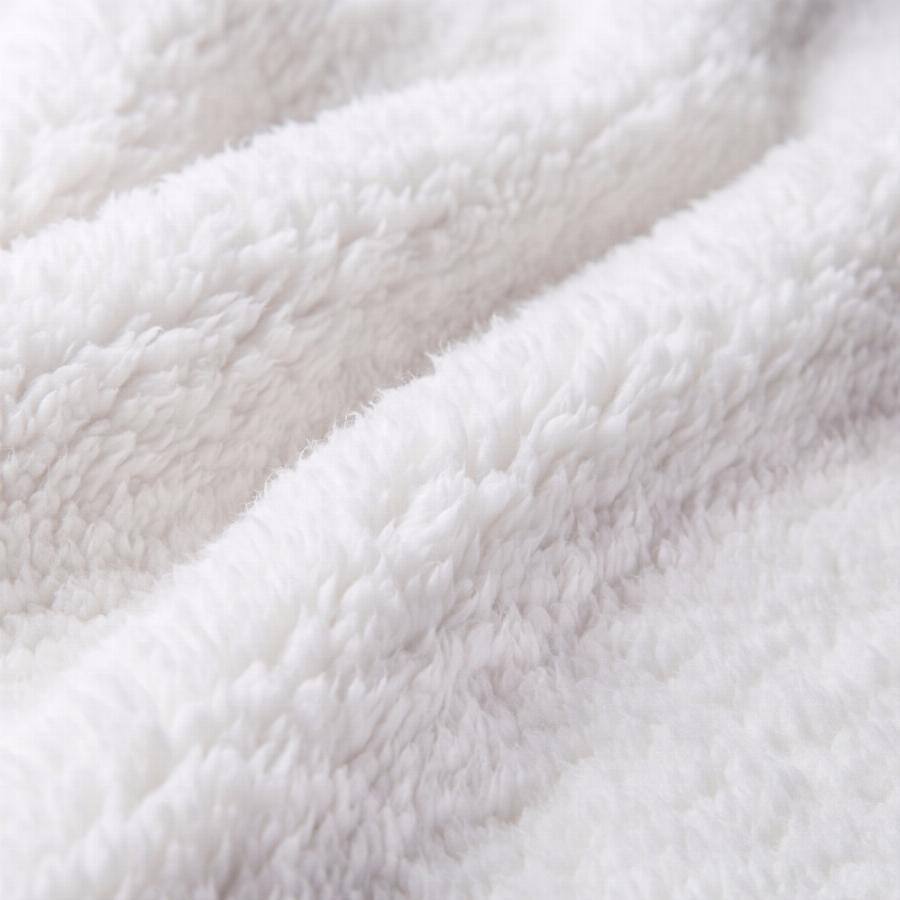 Soft Warm Blanket Coral Sherpa Blankets Travel Sofa Solid Color