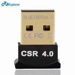30 Pcs Adaptador Usb Bluetooth Csr V4.0 Dual Mode Sem Fio Bluetooth Dongle Transmissor Para 4.0 Windows 10 Win 7/8 Vista Xp Laptop