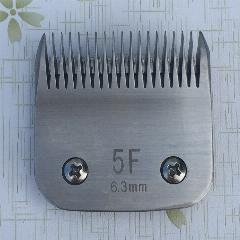 5F (6.3 Mm) Pêlo De Animal Trimmer Lâmina Destacável