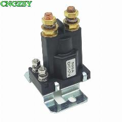Car Auto Power On/off Switch 12/24 V Heavy Duty 500A 4 Pinos Relé Duplo Pilhas Isolador Controlador De Empilhadeira Bulldozer R25C