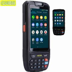 Caribe Pl-40L Touch Screen Pda Handheld 2D Barcode Scanner Para Android Tablet Pc Pda