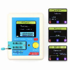 High-Speed Tester Transistor Lcr-T7 Gráficos Full-Color Display Produtos