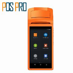 Ipda020 Android5.1 1D Barcode Scanner Handheld Terminal Pos Impressora Térmica Móvel Bluetooth Wi-Fi Android Rugged Pda 3G Sunmi V1
