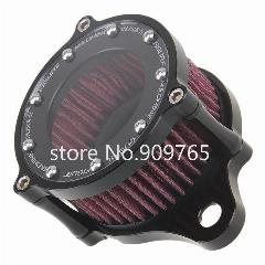 Kit Sistema De Air Filter Cleaner Intake Para Harley Sportster Xl 883 1200 1991-2016