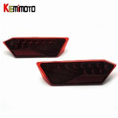 Luz Da Cauda Para Polaris Rzr Kemimoto Left & Right 4 900 Xp 4 Turbo Rzr Xp 1000 900 60 Polegada Ps Eu 2014 2015 2016 2412341 2412342