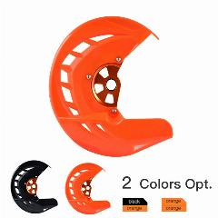 Rear Brake Disc Guard Protector For KTM SX 125 144 150 200 250 SXF 250 300 450 505 EXC 125 200 250 300 400 450 EXCF 300 XC 150 200 250 300 400 450 525 XCW 200 250 300 450 XCF 250 300 450 505 XCFW 250