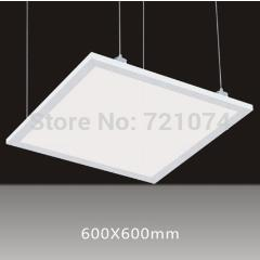 Suspenso Painel De Led 600X600,40 W Smd Led Pannel Luz Com Substitua 2400Lm 120 W Incandlescent Tube, Hight Poder