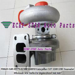 Td06 Td06H-16M 49179-02300 5I-8018 5I 8018 Turbo Turbocharger Para Caterpillar Cat 320B 320C 320D Escavadeira 320L 323D S6K S6Kt