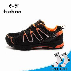 Tiebao Sapatos De Esportes De Lazer Sapatos De Ciclismo Mountain Bike Mtb Shoes Unisex Respirável Athletic Shoes Zapatillas De Ciclismo