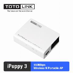 Totolink Ipuppy Iii 150 Mbps Tamanho Mini Wireless N Router Portátil & Access Point Com Micro Usb Port 2.0