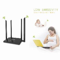 Wavlink Ac1200 Wi-Fi Repetidor/router/ap Dual Band Wireless Wifi Range Extender Amplificador 1200Mbs 2.4G/5 Ghz 5Dbi Antenas Externas