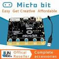 Bbc Micro: Bit Matriz De Led Com Leds 25 On-Board Detector De Movimento Compass Bluetooth Micro Bit