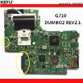 Dumbo2 Placa Principal Rev: 2.1 Rpga947 Apto Para Lenovo G710 Notebook Pc Laptop Motherboard, Chip Gráfico N15V-Gm-B-A2