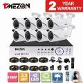 Tmezon 8Ch Ahd 1080 P Dvr 8 Pcs Câmera 2.0Mp 1080 P 2.8-12Mm Lente Zoom Cctv Home Security Sistema De Vigilância Visão Nocturna Do Ir Kit